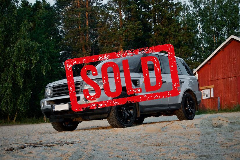 SOLD! Range Rover Sport -07