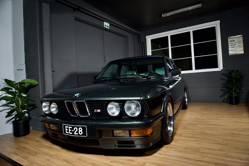 BMW E28 M535i -86
