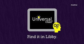 UniversalClass - Libby