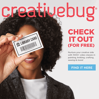 creativebug button