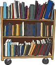 Library-Book-Cart-