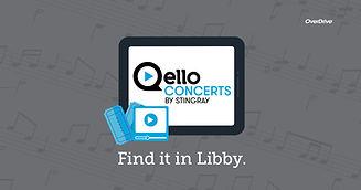 Qello - Libby