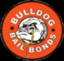 Bulldog bail bonds logo