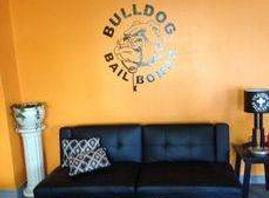 bulldog bail bonds lobby picture