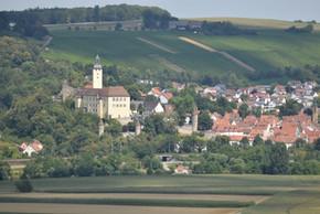 Schloss Horneck in Gundelsheim