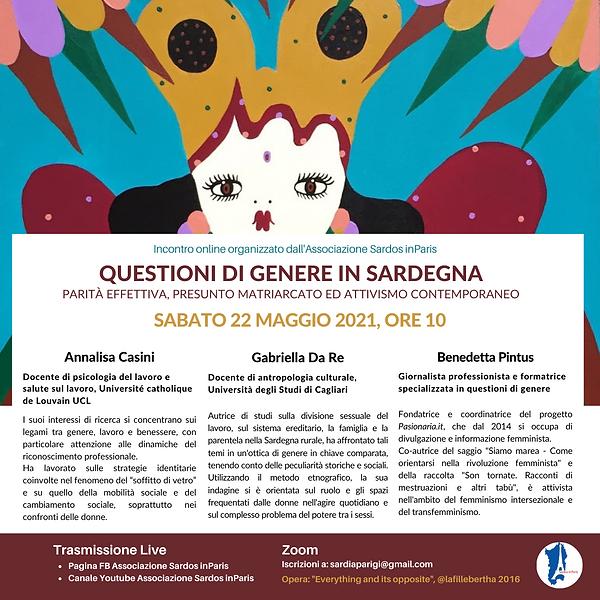 Locandina 22 Maggio 2021_Questioni di ge