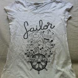 tee shirt sailor