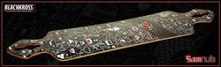 Longboard custom x Blackkross