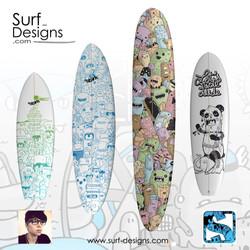 surf design samnuts
