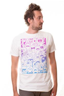 Tee Shirt x Mister Dress Up