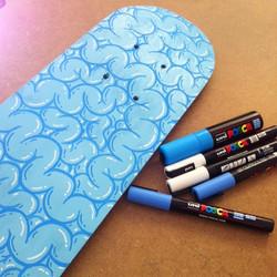 blue brain board