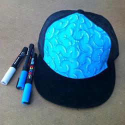 casquette custom