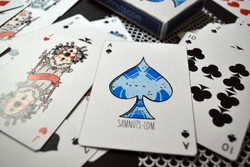 Playind cards