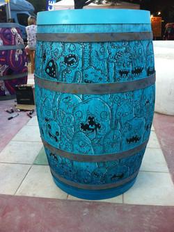 Custom Barrel Wild Summer