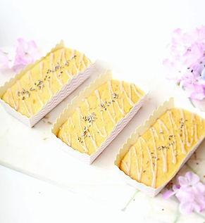 🍋 Lemon Lavender loafs for you today al