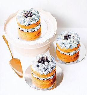 🥞🍁🥞Our Maple Blueberry Cakes taste li