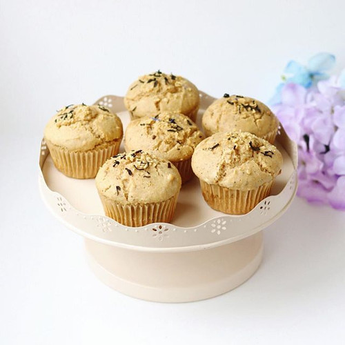 Earl Grey Maple muffins for this lovely