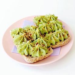 Now serving Avocado Toast on __rndbakery