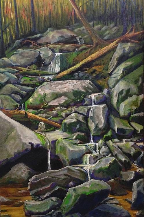 Crabtree Falls Tumble