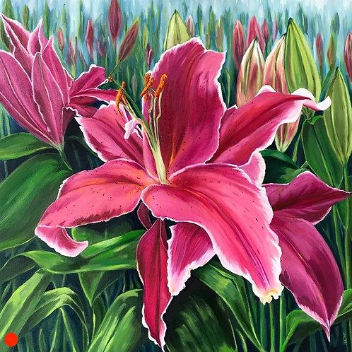 A Flower for Bev