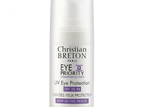 UV Eye Protection  SPF30+ 淨白防曬瑩潤眼霜