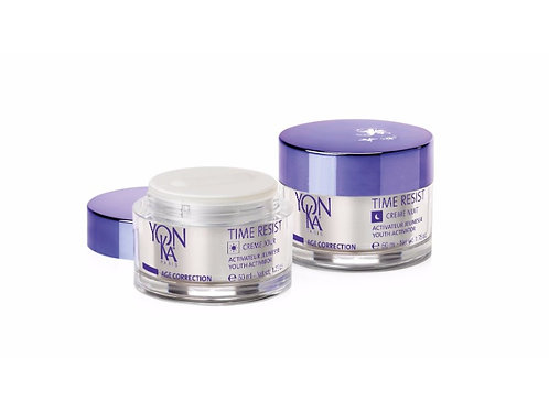 TIME RESIST CREME NUIT           - NEW MARCH 2017