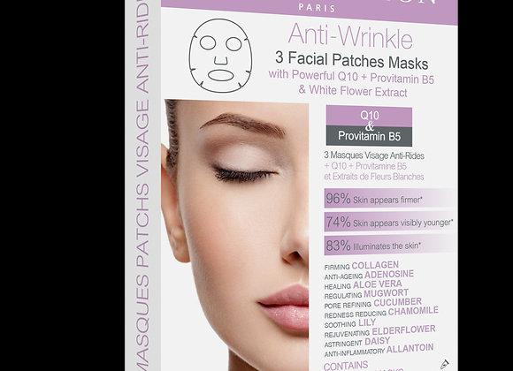 Anti-Wrinkle Facial Mask 青春抗皺面膜 (紫)