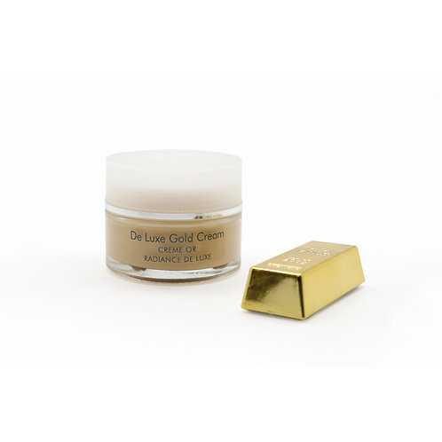 DeLuxe Gold Cream 奢華魚子金箔駐顏霜