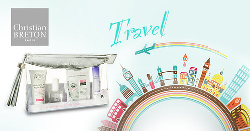 Christian BRETON Traveler Essential Set 旅行必備修護套裝
