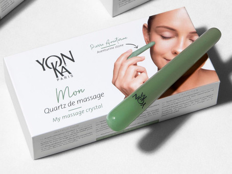 Yon-Ka introduces quartz facial sculpting crystal inspired by TCM meridian therapy