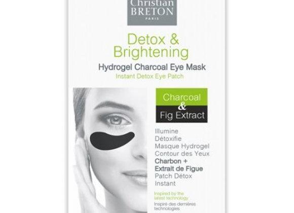 Detox & Brightening Eye Patch 清透提亮眼膜 (黑)