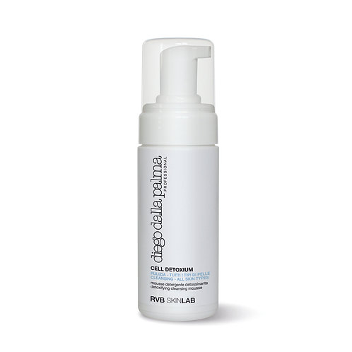 Detoxifying Cleansing Mousse 潔膚泡沫