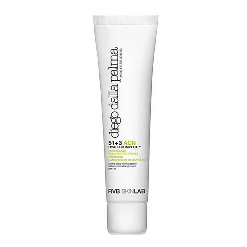 Sebum-Normalising Cream SPF15  控油補濕面霜SPF15