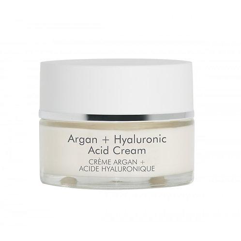 Hyaluronic Acid + Argon Cream 摩洛哥坚果高保湿面霜