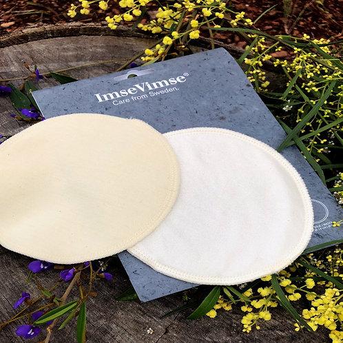 Breast-Warmers 100% Silk & Wool - Gentle Relief Sore Breasts