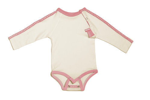 Baby Grow Suit Beibamboo Organic 3-7 Months