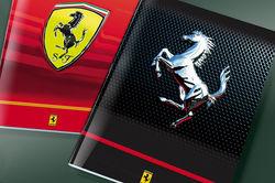 Ferrari - quaderni, linea ufficio