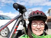 Karen Biking
