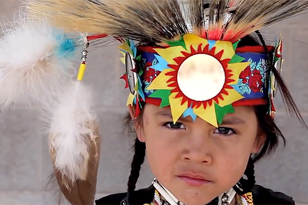 A video still, courtesy of the Yocha Dehe Wintun Nation of northern California. (Credit: AP/Yocha Dehe Wintun Nation)