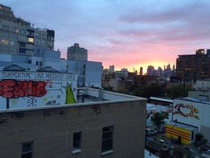 Good evening from Brooklyn