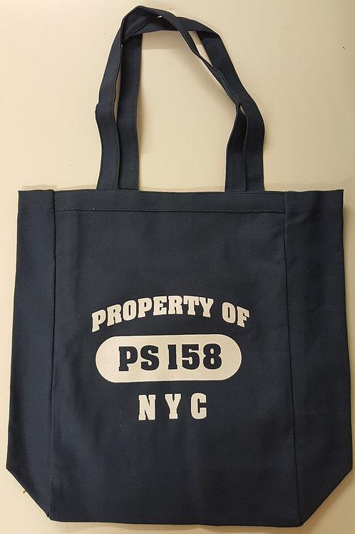 PS 158 Canvas Tote Bag