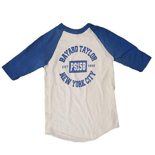 PS 158 Baseball Shirt