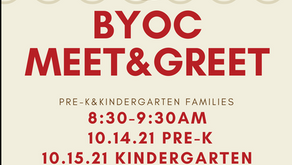 Meet Up for PreK and K parents/caregivers