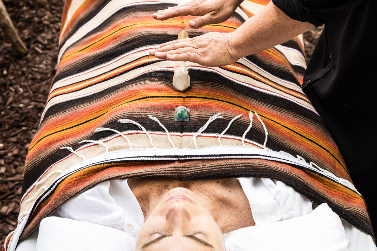 60 minute on site Reiki Healing