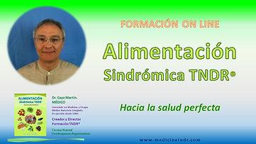 video Alimentación Sindrómica TNDR