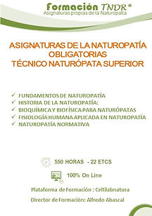 2020 edwic asignaturas naturopatia LAS 5