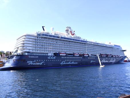 Unsere Kreuzfahrt in Südnorwegen mit der Mein Schiff 6