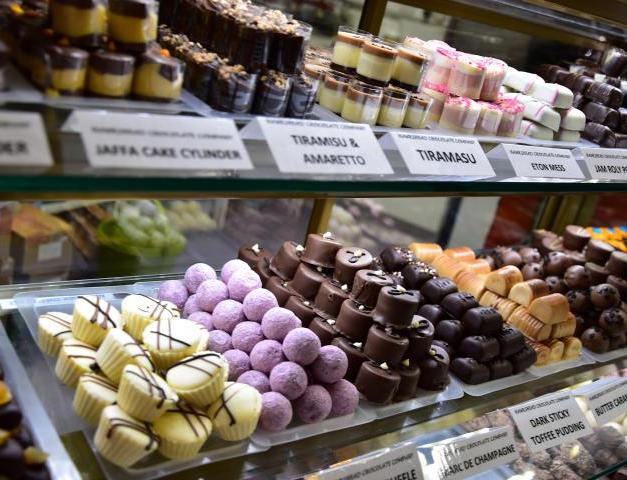 Hawkshead Chocolate Factory