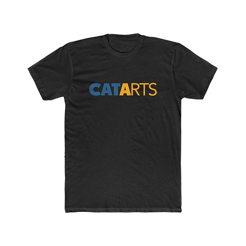 CATArts Cotton Crew Tee