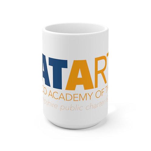CATArts Ceramic Mug 15oz